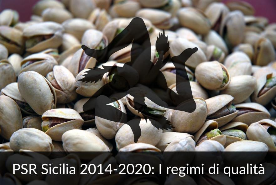bandi psr sicilia 2014-2020 regimi di qualità