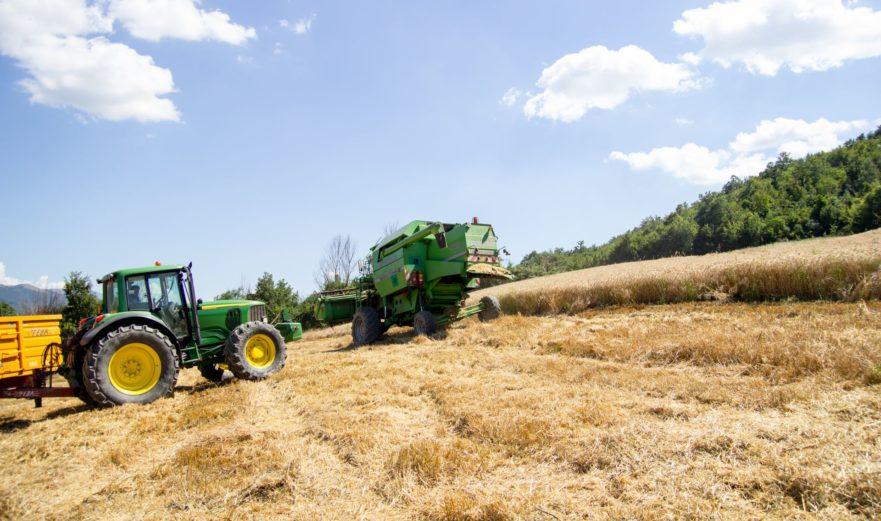 Condividere macchine ed attrezzature agricole
